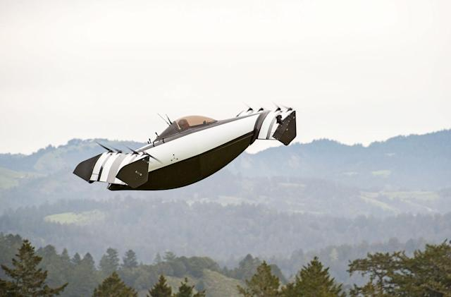 Opener is the latest startup to reveal plans for a personal aircraft