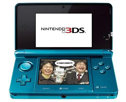 Nintendo says 3DS sets day-one handheld sales record, doesn't quantify it