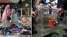 Black box reveals final moments of doomed Lion Air flight