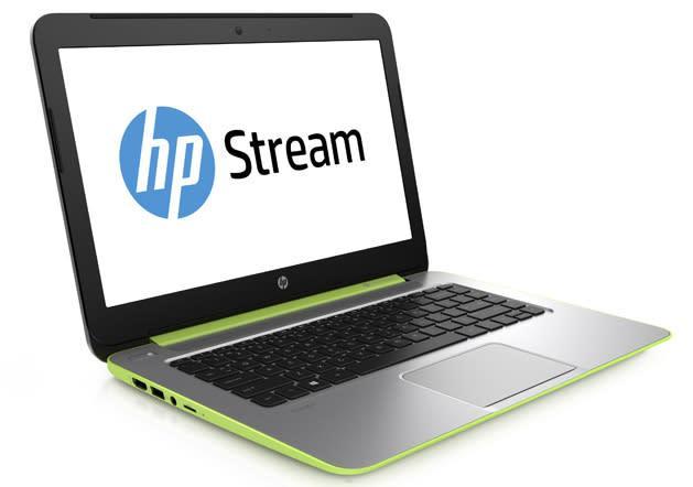 HP Stream se hace oficial (y no es tan barato como esperábamos)