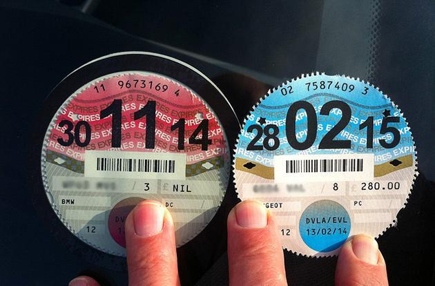 UK government swaps paper car tax discs for its vast camera network