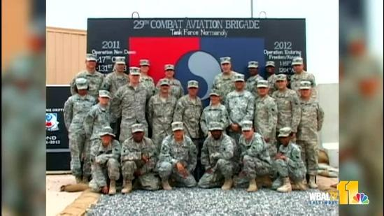 Greetings from the 29th Combat Aviation Brigade