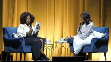 Michelle Obama hosted a really exclusive book club and all your faves were there
