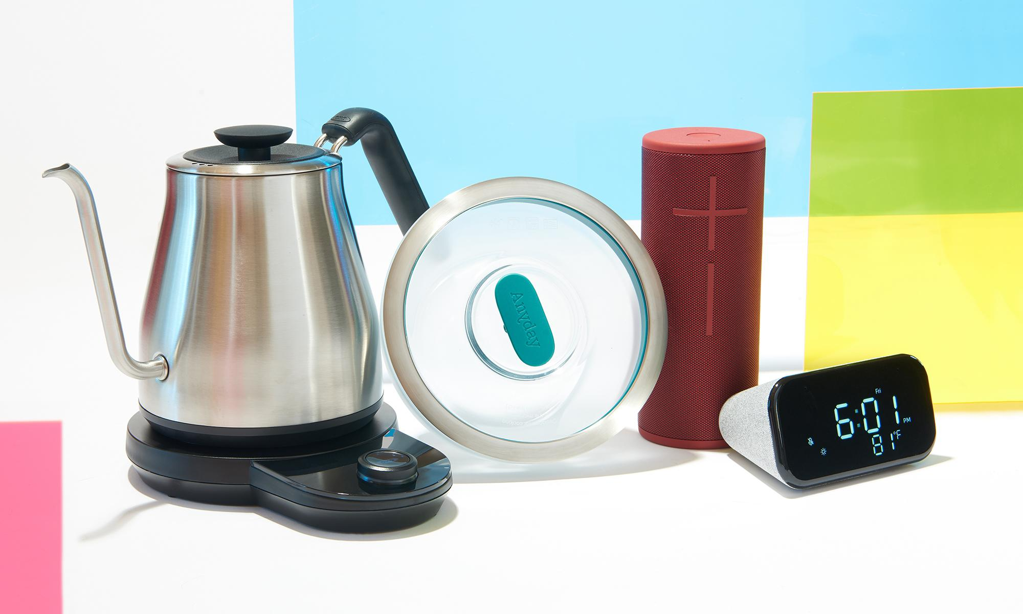 A collection of Dorm Essentials for Engadget's 2021 Back to School guide.