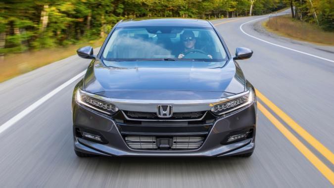2019 Honda Accord Touring 2.0T