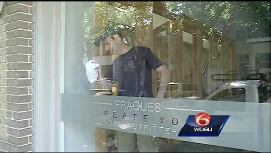Signs discourage panhandling, aim to improve quality of life in downtown New Orleans