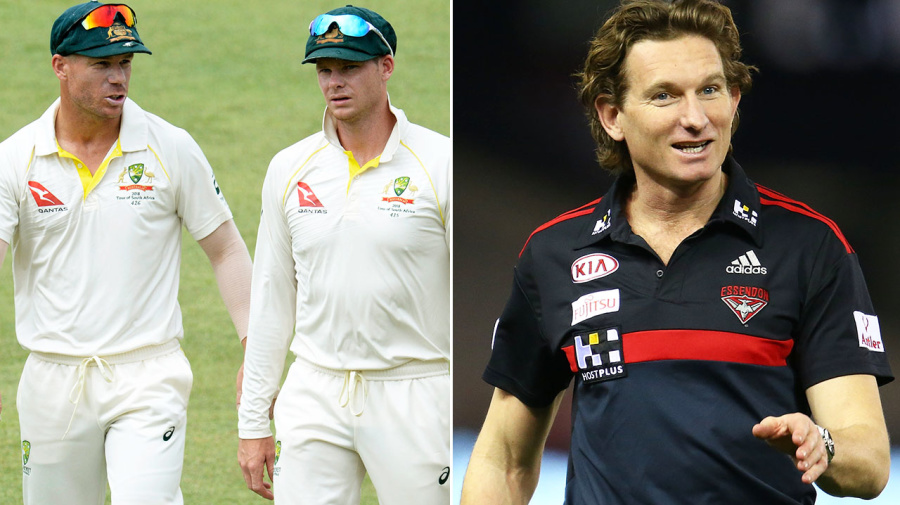 'Worse than Hird': AFL legend's controversial call on Smith and Warner
