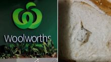 'Grossest thing I've come across': Woman disgusted at discovery in Woolworths bread