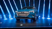 Audi Recalls First Electric SUV in U.S. on Battery Fire Risk