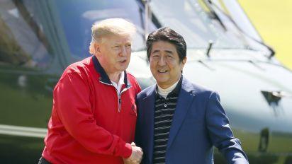Trump to delay Japan trade deal until July polls