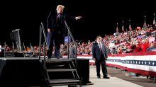 "Trump:Haben ""Millionen Leben"" in Corona-Pandemie gerettet"