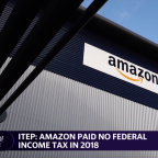Amazon didn't pay federal income tax in 2018