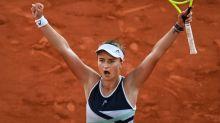 Barbora Krejcikova wins French Open, completing wild tournament