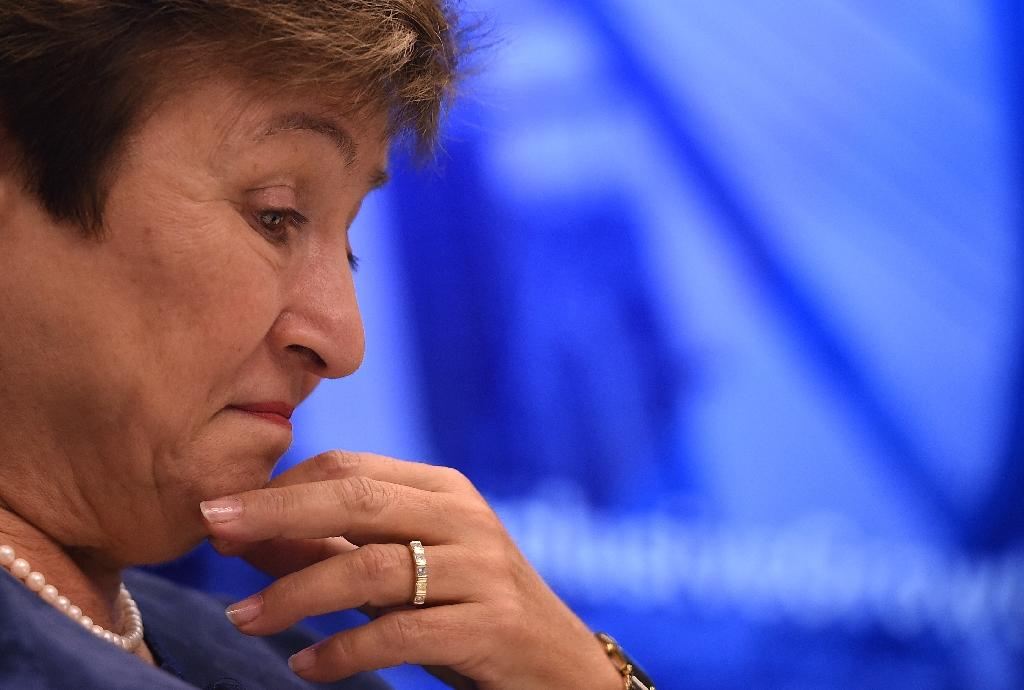 Kristalina Georgieva, CEO of the World Bank, said the ID4D program hopes to use technology to improve the lives of people living without identification