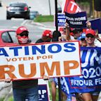 Did Trump draw out a new Latino Republican voter bloc in Florida?