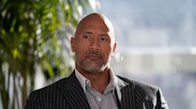 The Rock in hot water over casting himself as black folk hero John Henry