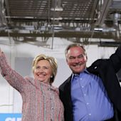 BREAKING: Hillary Clinton Has Picked Tim Kaine as Her Running Mate