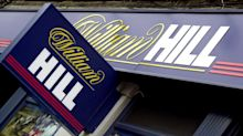 William Hill betting shop empire up for sale