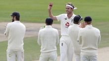 Broad takes 500th Test wicket for England