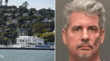 Millionaire arrested after 'running over and killing 11-year-old-son with boat'