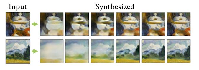 Timecraft AI recreates brushstrokes for Cezanne and Van Gogh paintings