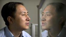 China: responsable de edición genética actuó por su cuenta