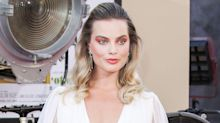 Margot Robbie Just Wore the Next Big Colour Trend on the Red Carpet