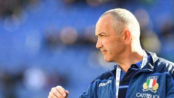 Il ct della Nazionale italiana Conor O'Shea si è dimesso