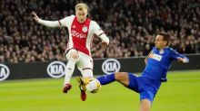 Manchester United sign Donny van de Beek from Ajax for initial £34.7m