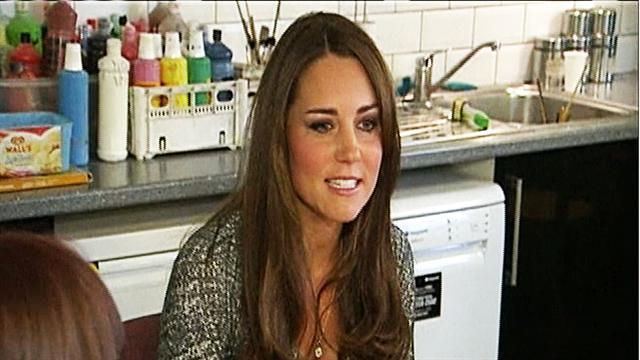 British PM defends Kate Middleton