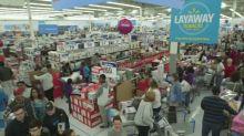 Walmart raises earnings forecast ahead of holidays
