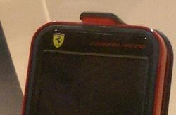 Acer's Ferrari c500 Pocket PC spotted in the wild
