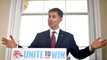 Tory Leadership: Jeremy Hunt Opens Door To Brexit Delay, Warning Of 'Anniliation' At The Polls