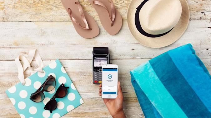 Barclays offers its own app as an Android Pay alternative