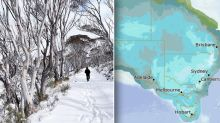 Temperatures to plummet as snow, rain and winds lash east coast