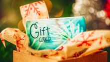 Christmas gift cards to order online (perfect for last-minute shoppers)