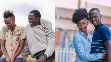 Casal morador de rua ganha repaginada no visual para sessão de fotos