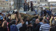 Milicianos respaldados por Turquía atacan a aliados de Siria