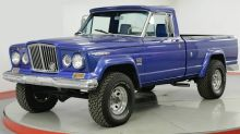 These classic Jeep Gladiator pickups will get you noticed at Cars and Coffee