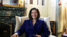 First Latina U.S. senator withdraws name from Biden's running mate list