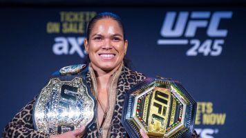Após dominar rival, Amanda Nunes vence por pontos no UFC 245
