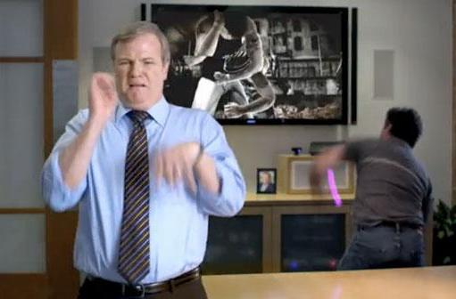 PlayStation Move ad pulls no motion-controlled punches against Wii, Project Natal