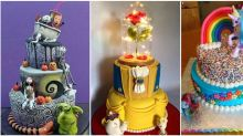 17 Over-the-Top Kids' Birthday Cakes You Would Definitely Never Be Able to Make at Home