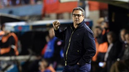Luxemburgo regresa como técnico de un Cruzeiro hundido en la Segunda División