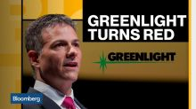 David Einhorn's Greenlight Capital Turns Red