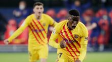 Ilaix Moriba puts another smile back on Barcelona's faces