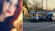 Chilling Facebook post after man's pregnant girlfriend found dead in freezer