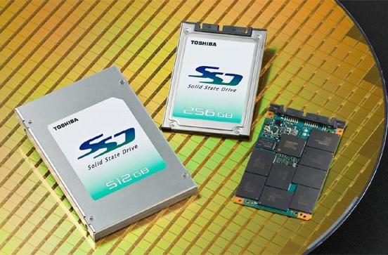 Toshiba ships 43nm MLC NAND-based SSDs to OEMs for unknown amounts