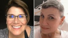 'Own your grey hair and be powerful': women on no longer dyeing their hair