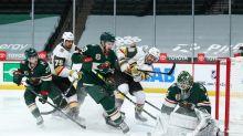 NHL roundup: Wild halt Knights' 6-game win streak